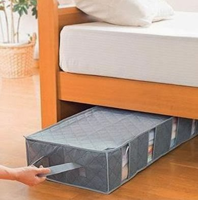 lemari dibawah tempat tidur