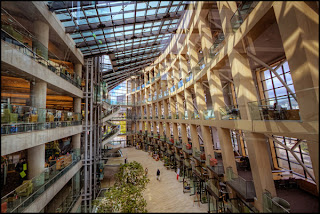 Salt Lake City Main Public Library - USA