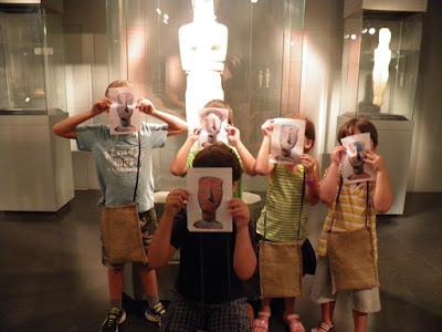Summer camp για παιδιά στο Mουσείο Κυκλαδικής Τέχνης