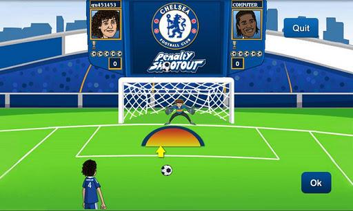 Futbol Barış Kupası Oyunu