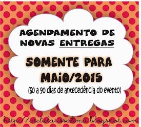 AGENDAMENTO DE ENCOMENDA
