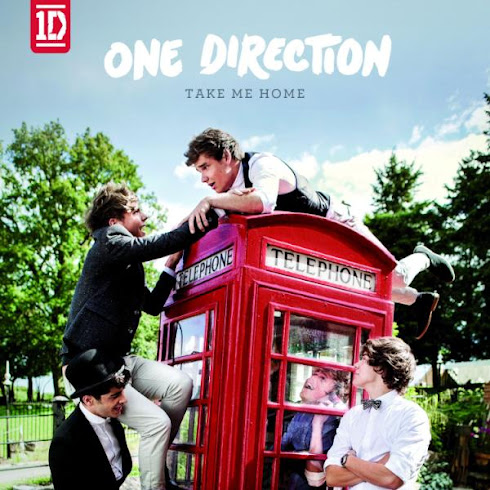 NEW ALBUM ''TAKE ME HOME''
