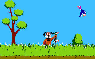 Nintendo Game Duck Hunt