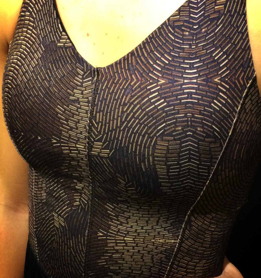 lululemon golden goddess print
