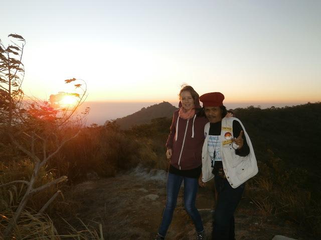mahawu volcano sunset and sunrise tour