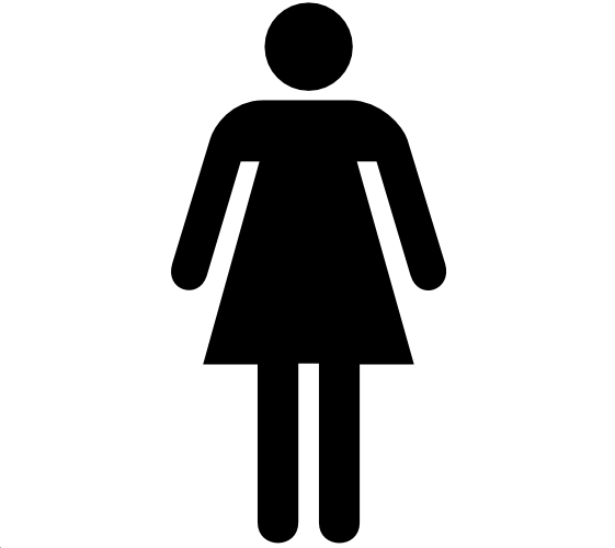 HuffPo Article Claims Restroom Signs Sexist Because Women Do Not Wear Pants In Them