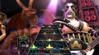 Guitar Hero III: Legends of Rock Screenshots 2