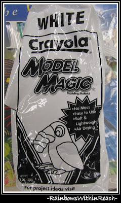 photo of: Crayola Model Magic modeling compound