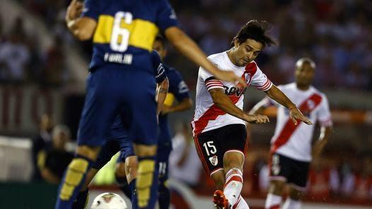 Barovero, superclasico, sudamericana, copa, gigliotti, River, River Plate, Boca, Boca Juniors, Pisculichi