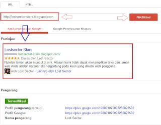Cara Menampilkan Rating Bintang Pada Pencarian Search Engine