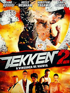 Tekken 2: A Vingança de Kazuya - BDRip Dual Áudio