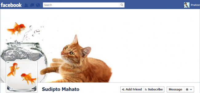 Как сделать обложку в facebook