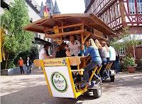 Ολλανδία. Κινητές μπυραρίες» στο Άμστερνταμ!