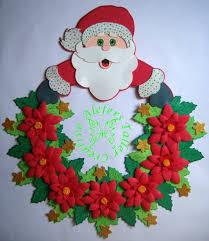 Manualidades En Goma Eva Para Navidad