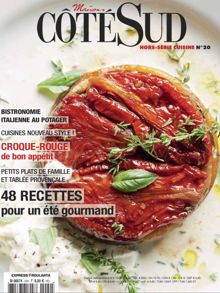 Casa olivi casa olivi in cote sud hors serie cuisine for Hors serie cuisine