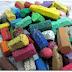 mescrap studio: Tips : Melted crayon