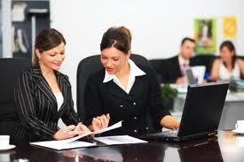 seragam kerja wanita kantor surewi