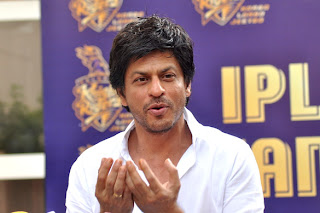 Shahrukh Khan's Media Meet after KKR's maiden IPL title