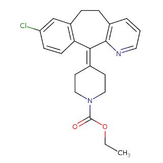 Mekanisme aksi cara kerja farmakologi Obat Loratadin (Loratadine)