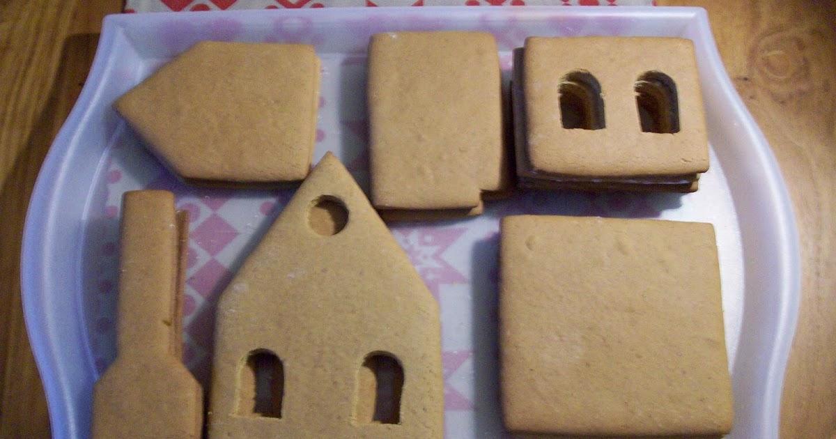 La valigia sul letto gingerbread house 2011 giorno 1 - La valigia sul letto ...