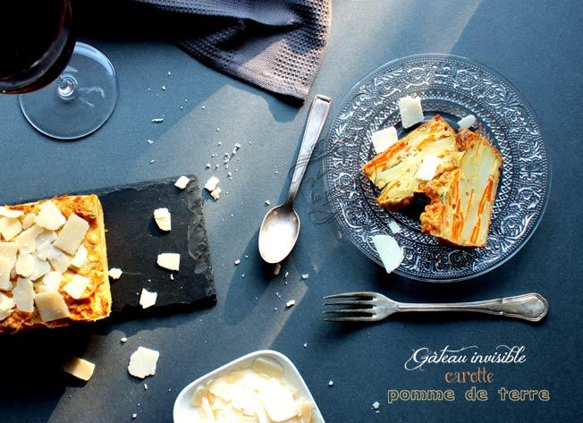 G teau invisible sal carotte pomme de terre il tait une fois la p tisserie - La pomme de terre est elle un legume ...