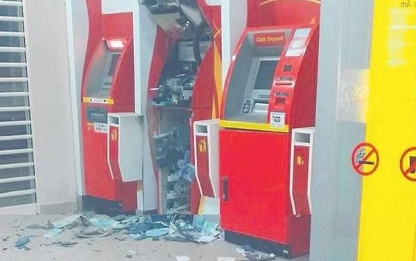 ATM AmBank Ayer Keroh