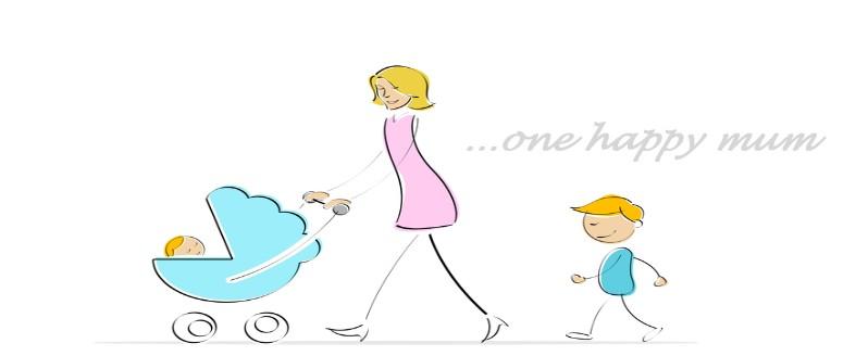...one happy mum