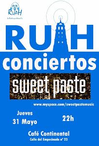 Conciertos gratuitos de la RUAH:
