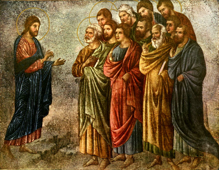 Sunday reflection: Mark 1:12–15