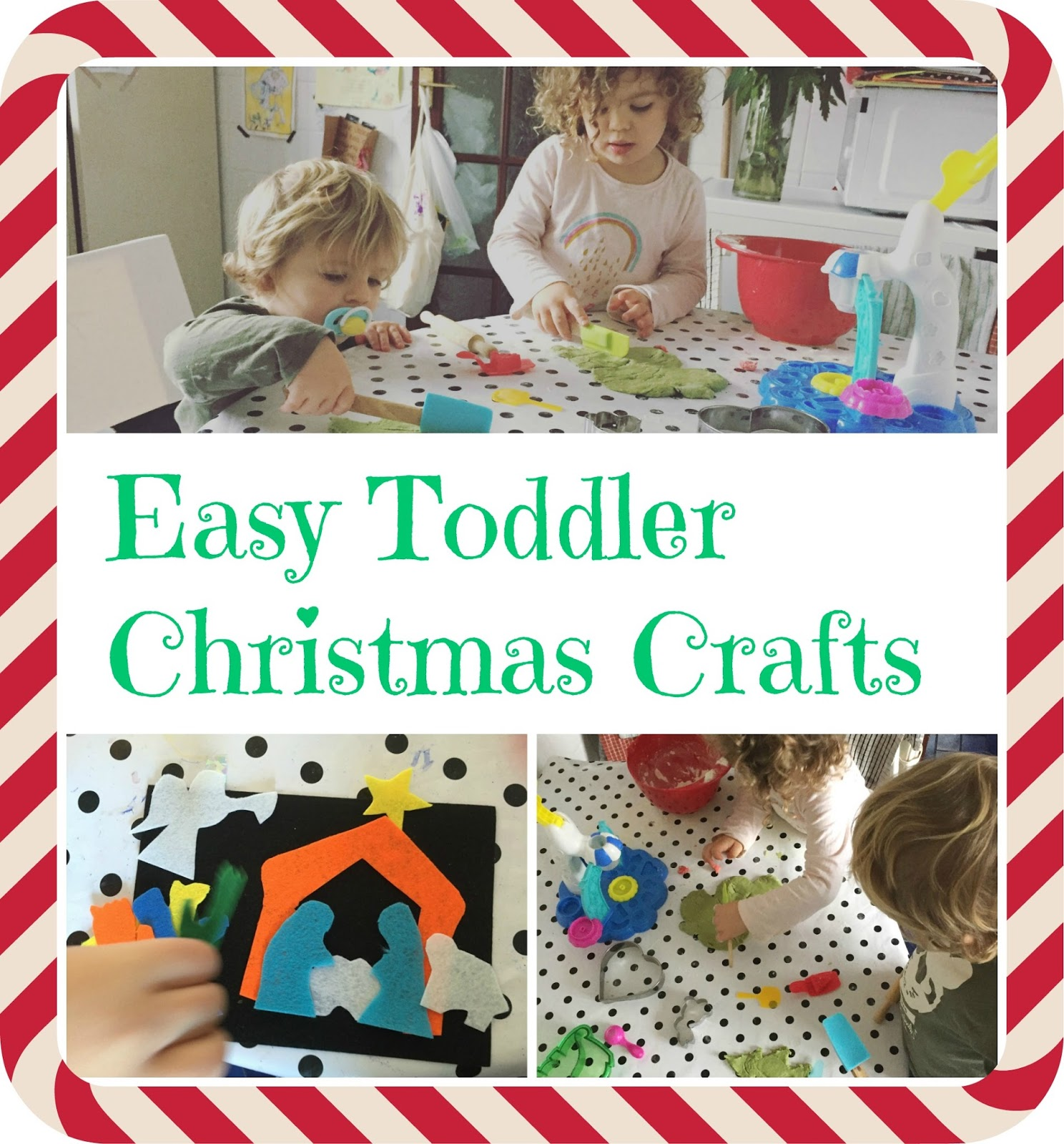 Mummy 39 s little blog easy toddler christmas crafts for 2 year old christmas ornaments crafts