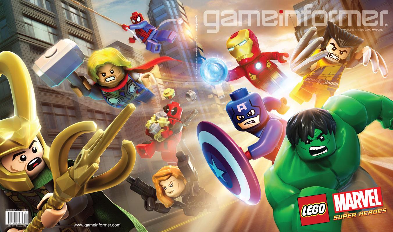 Lego marvel super heroes taringa - Logo super heros ...