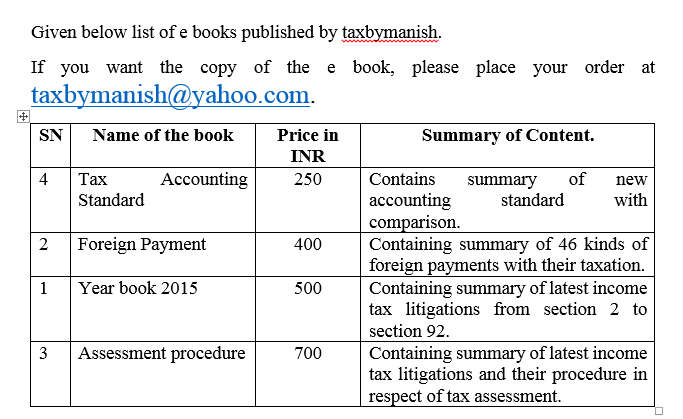 taxbymanish publication