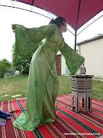 takchita 2011 2010 occasion Verte lina du marocaine tetouan