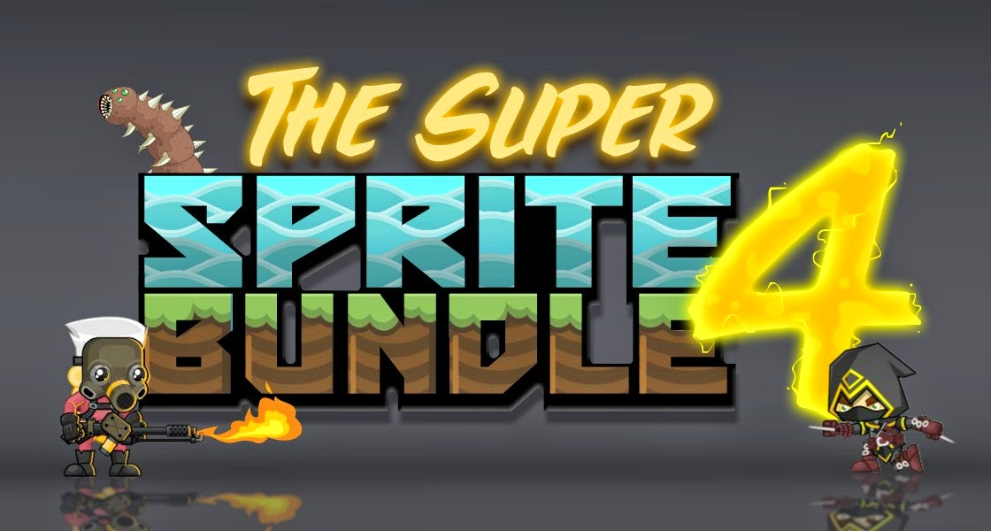 Cartoon Smart Super Sprite Bundle