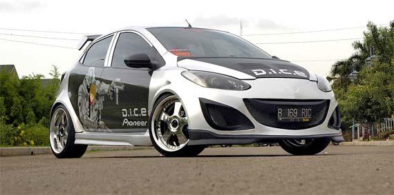 Mazda '10 : Fiksi Versi Pribadi