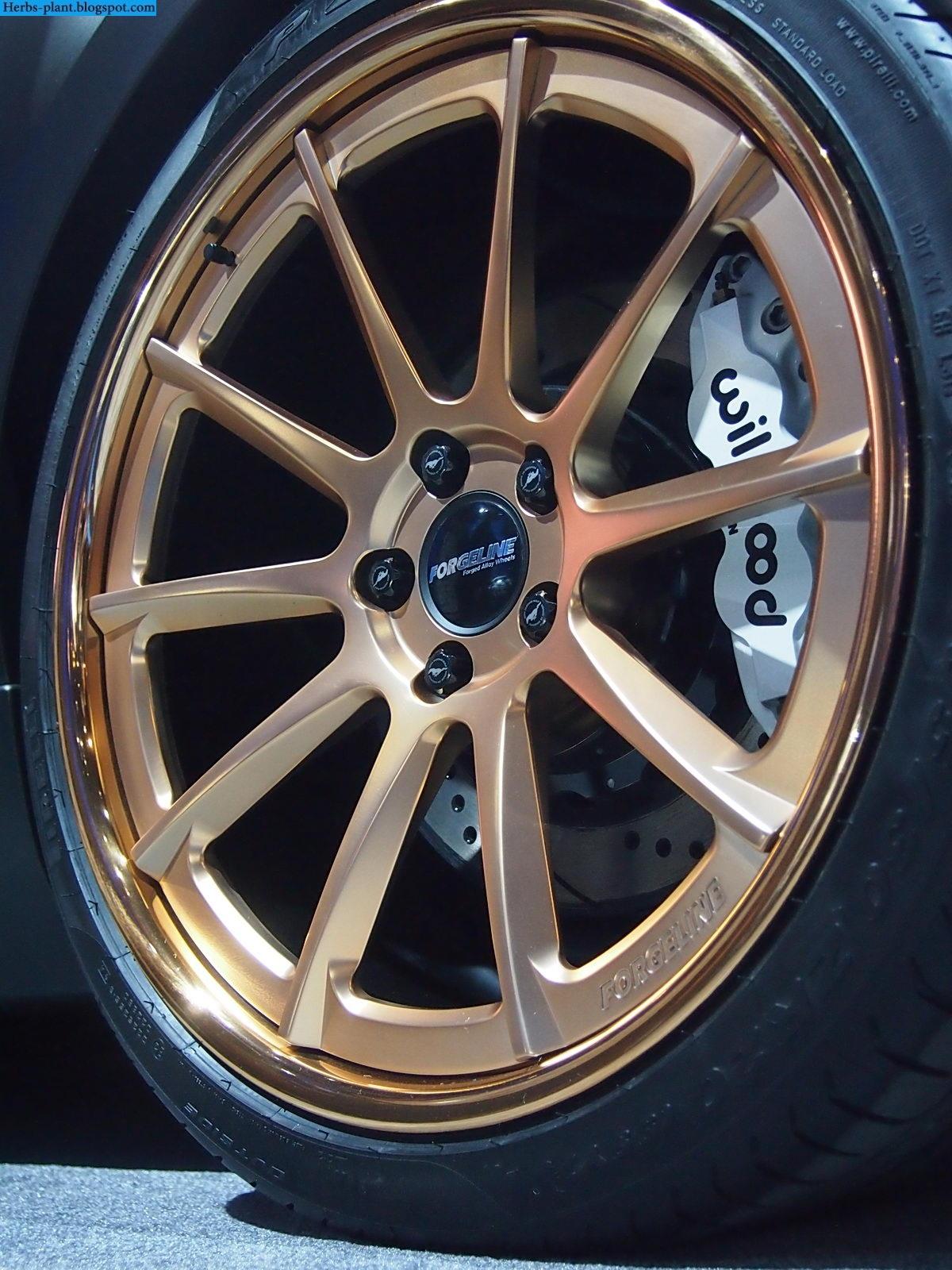 Ford mustang car 2013 tyres/wheels - صور اطارات سيارة فورد موستانج 2013