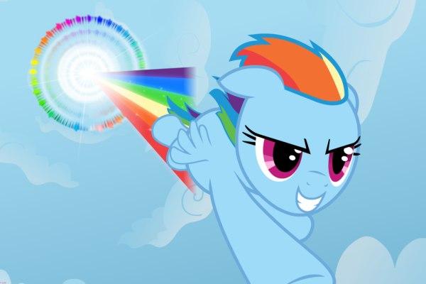 """La física de """"Mi pequeño Pony"""""""