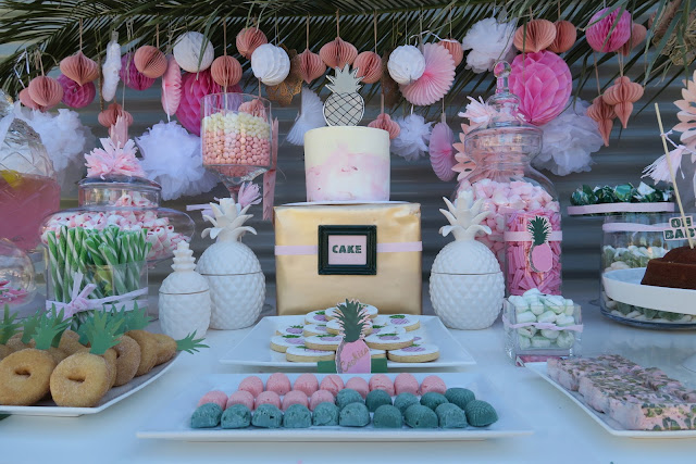 Baby shower tropical by Habitan2