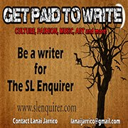 Writers Wanted!