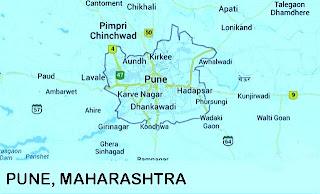 Pune Map