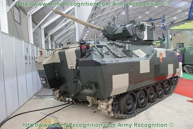 Army Armored Vehicles