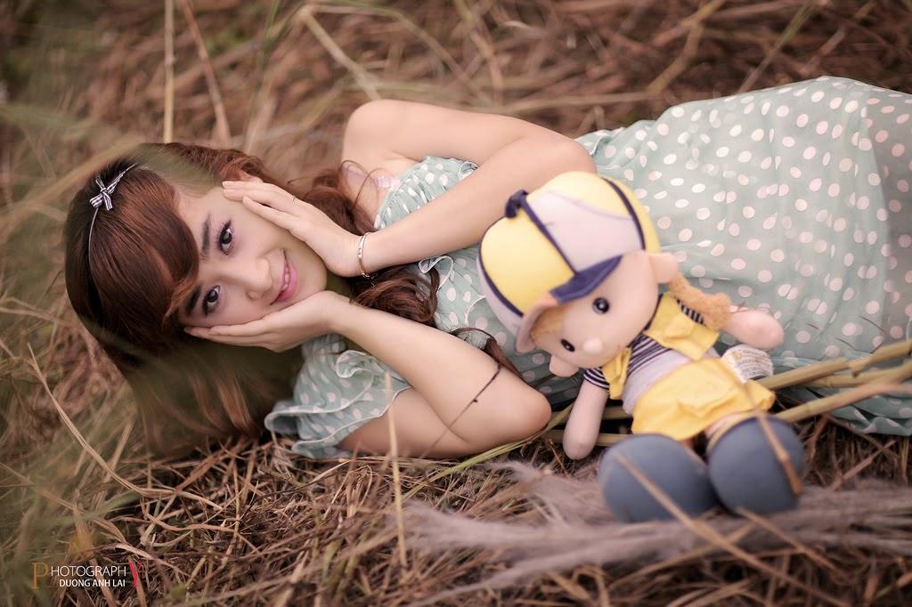 Ảnh đẹp girl xinh Việt Nam chất lượng HD - Ảnh 12