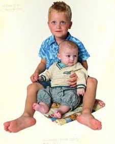 COLECCIONES INFANTILES PRIMAVERA VERANO 2011-2012