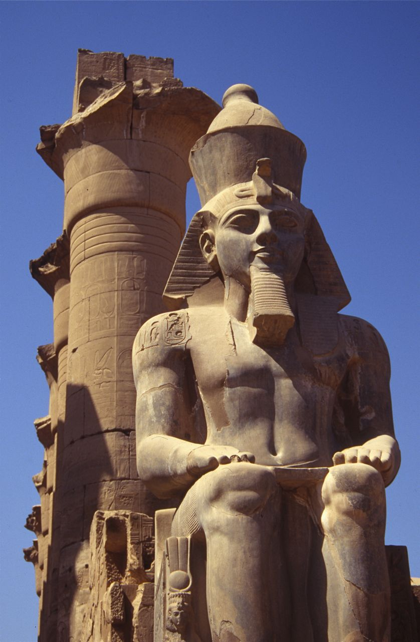 a history of the reign of ramses the great in ancient egypt