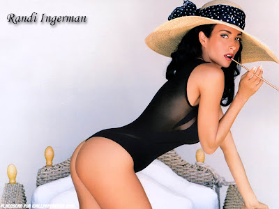 Randi Ingerman Bikini Wallpaper