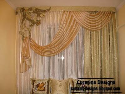 embossed drapes curtain unique design for bedroom Embossed curtain designs and draperies for bedroom, Luxury embossedcurtains