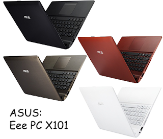 ASUS Eee PC X101 Review