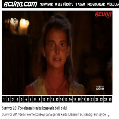 survivor acunn com - survivor 2017 - adaya veda eden isim