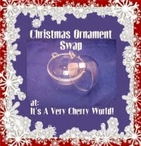 CHRISTMAS ORNAMENT SWAP