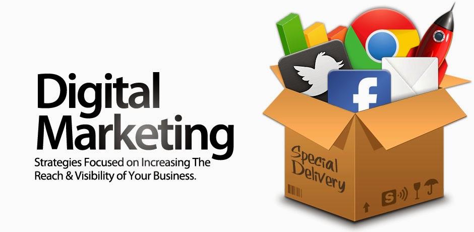 "Pemasaran Digital - "" Bagaimana ?"""